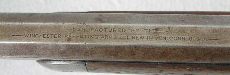 Winchester Model 1886 40-60 Rifle
