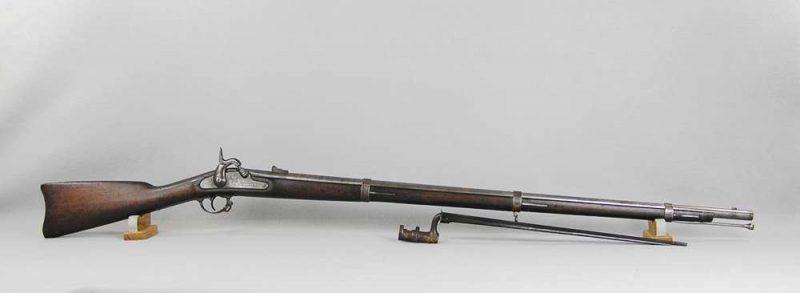 U.S. 1861 Savage Civil War Percussion Musket