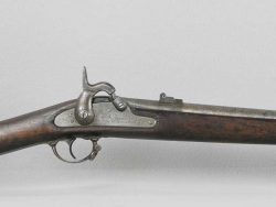 U.S. 1861 Savage Civil War Percussion Musket