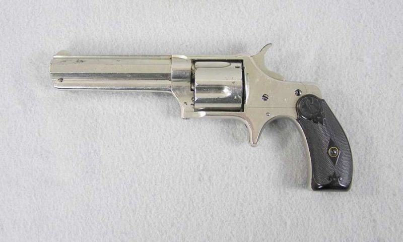 Remington No. 3 Smoot 38 Centerfire Revolver