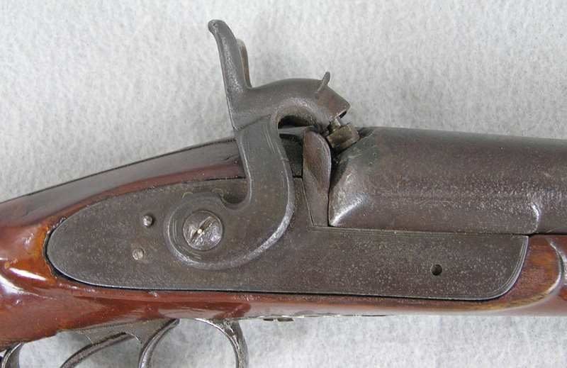 P. Powell & Son, American Percussion Saloon Gun