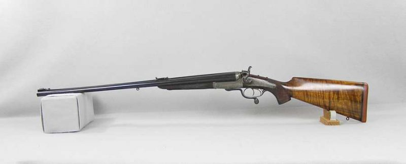 "Wm. Rigby & Co. 450 3-1/4"" BPE Double Rifle"