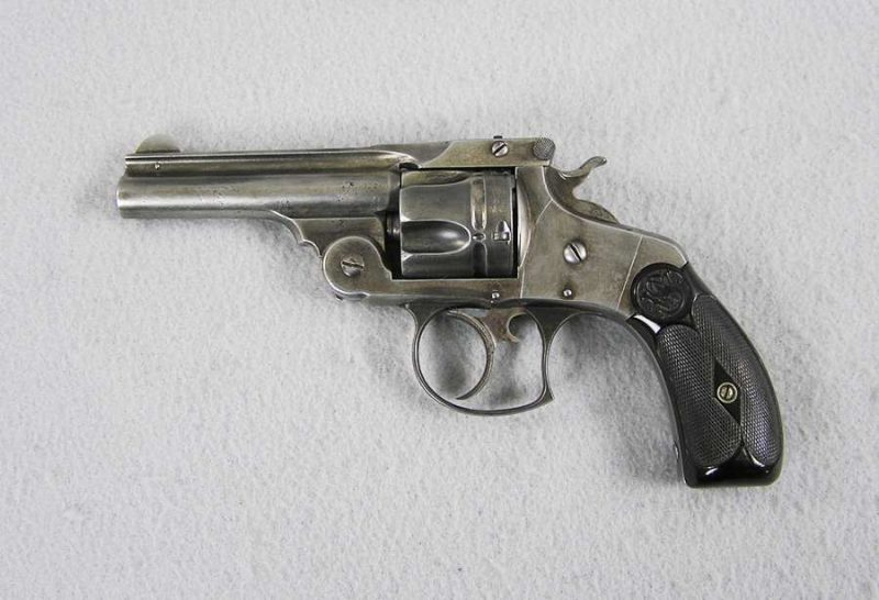 S&W.32 Hand Ejector First Model, Newark, N.J. P.D