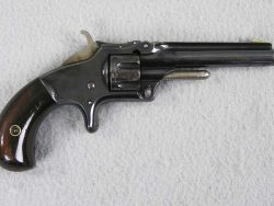 S&W Model No.1 Third Issue 22 Revolver