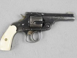 S&W 38 D.A. Third Model With Ivory Grips