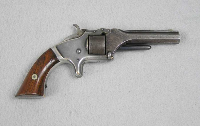 S&W Model No. 1 Second Issue Revolver