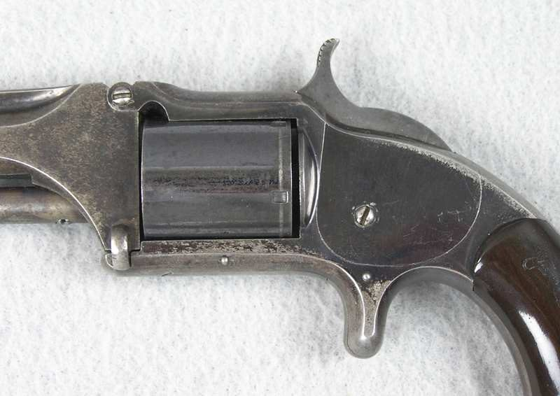 S&W Model No. 1-1/2 First Issue 32 Revolver