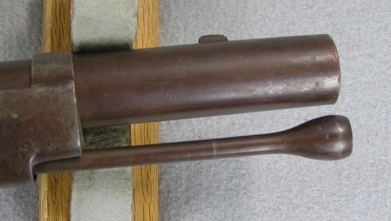 Deringer U.S. Model 1817 Percussion Conversion