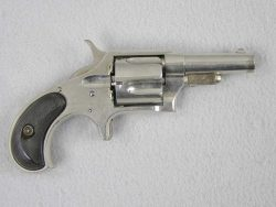 Remington New Model #4, 38 Short