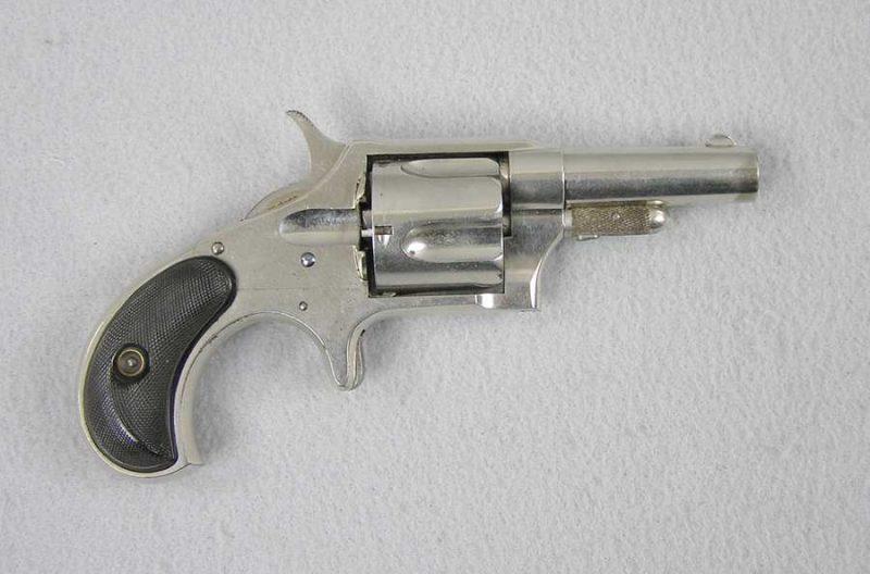 Remington New Model #4, 38 Short