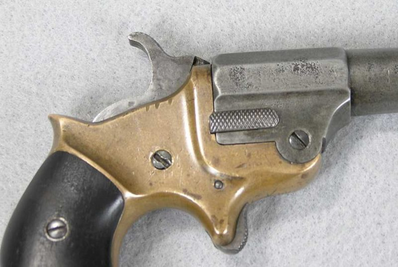 Ballard Single Shot 41 Rimfire Deringer