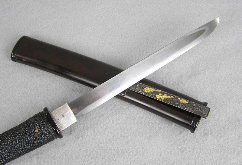 Japanese Armor Piercing Dagger