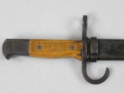 Japanese Type 30 First Pattern Bayonet