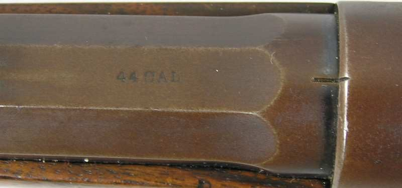 "Whitneyville Armory, CT U.S.A. Heavy 44 Cal. 26"" Barrel"