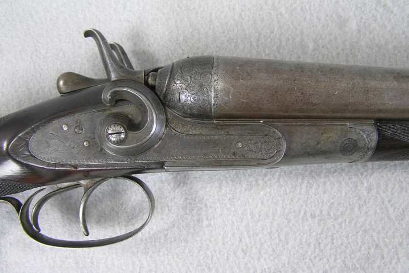 W.C. Scott & Son's 12 Gauge SXS