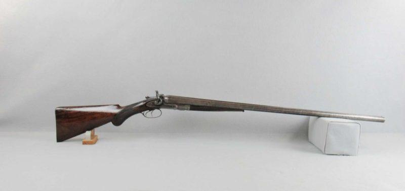 Colt Model 1878 Double 10 Gauge