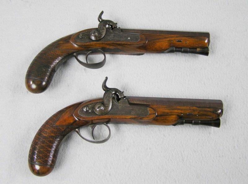 Grierson Gentelmens coat pistol