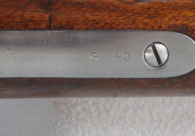 US Springfield Model 1868 2nd Model Allen