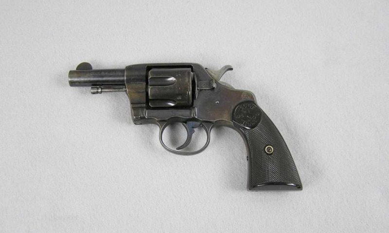 "Colt Model 1889 Navy 3"" Civilian"