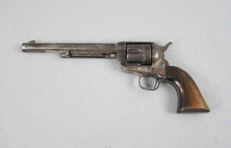 Colt S.A.A. 44-40 Etched Panel Frontier
