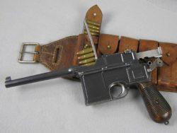 Mauser Cone Hammer Pistol