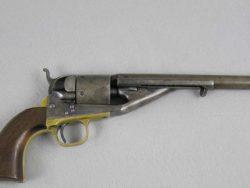Colt 1861 Navy OMC Conversion