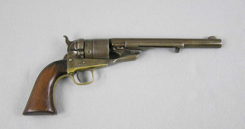 Colt Second Model Richards Mason Conversion 44 CF