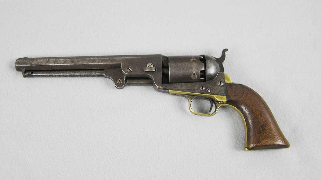 Risultati immagini per 1851 Colt Navy Revolver
