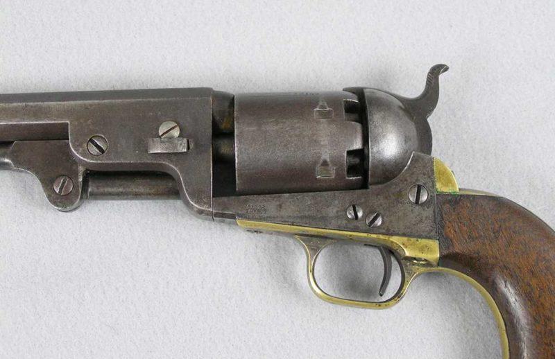 Colt 1851 Navy Revolver