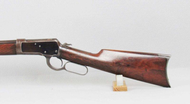 Winchester Model 1892 38-40 takedown