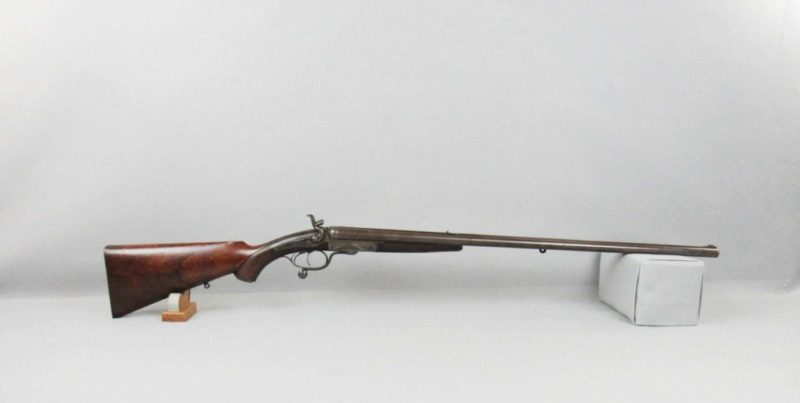 P. Webley & Son .450 Caliber BPE Double Rifle,