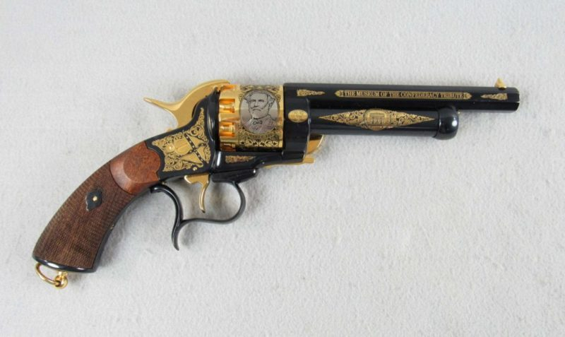 Le Matt 44 Cal. Museum Of The Confederacy Tribute Revolver