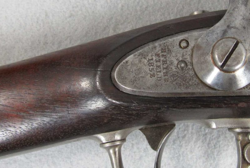 US Model 1842 Springfield Percussion