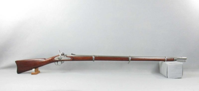 Colt 1861 Special Musket, Civil War