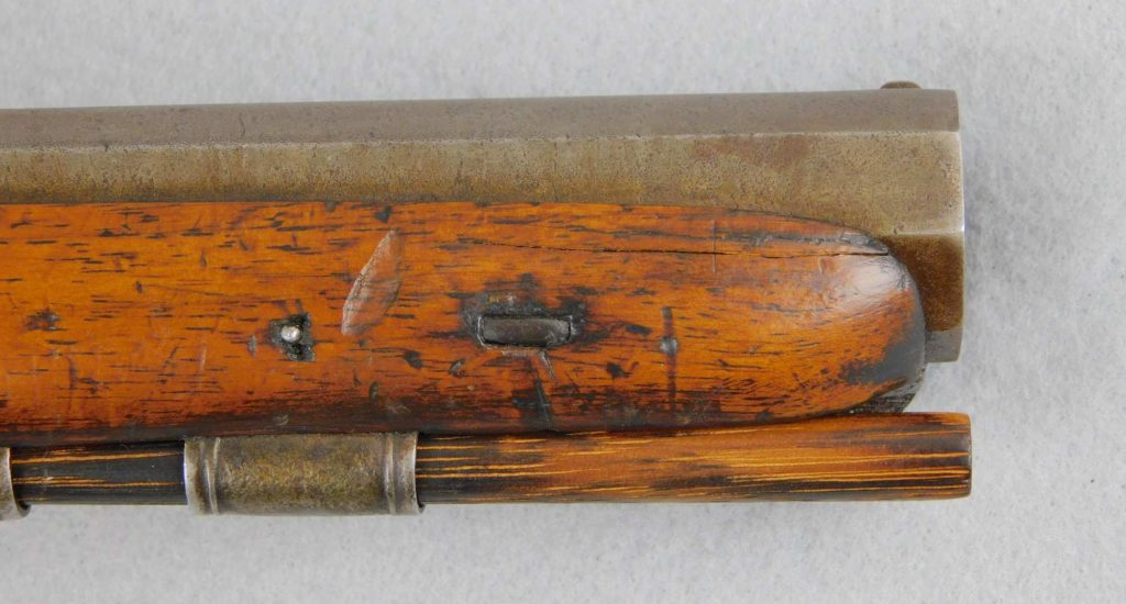 Smith 62 Calbier Flintlock Coat Pistol
