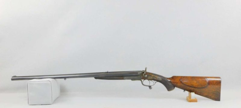 Webley & Scott 450 BPE Double Rifle