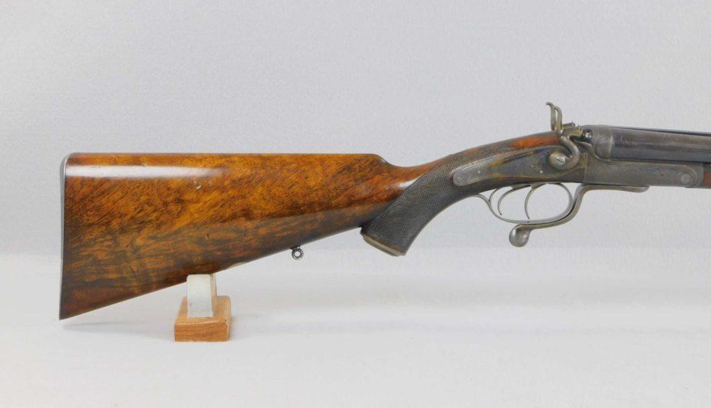 Webley & Scott 450 BPE Double Rifle – 1898andB-4 com