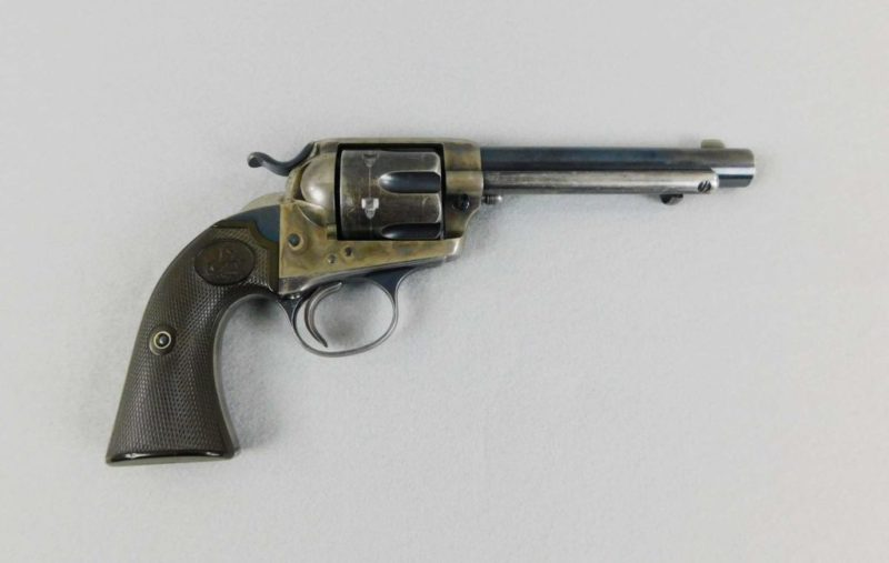 Colt S.A.A. Bisley Antique