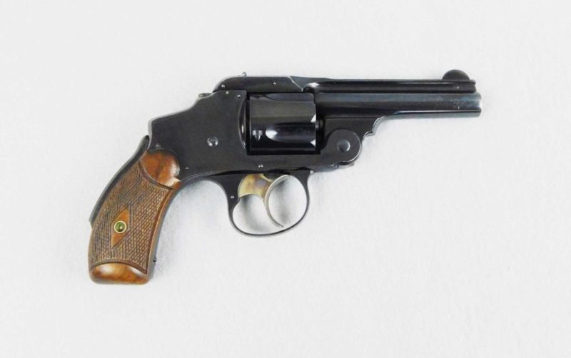 S&W 38 Safety 2nd Model D.A. Revolver