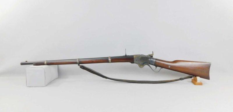 Spencer Model 1865 Civil War Navy Rifle