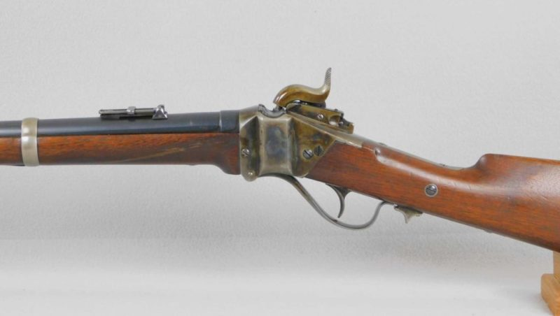 Sharps New Model 1863 Civil War Army Rifle