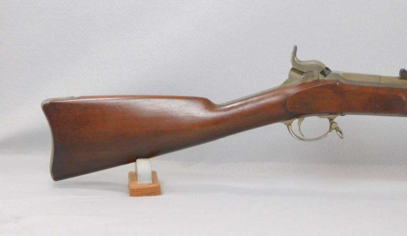 Model 1863 U.S. Double Rifle Musket
