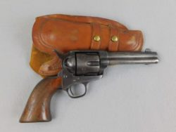 Colt S. A. Army 45 With Holster