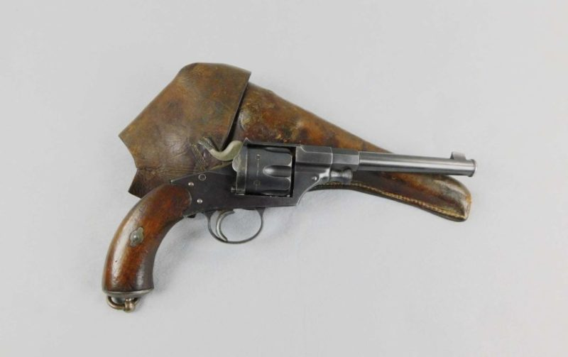 German Model 1879 Reichsrevolver