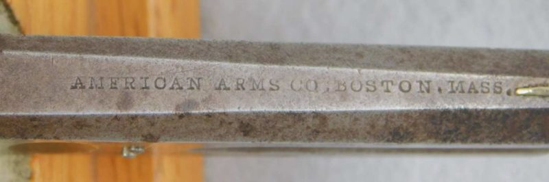 American Arms Co. Double Barrel Deringer